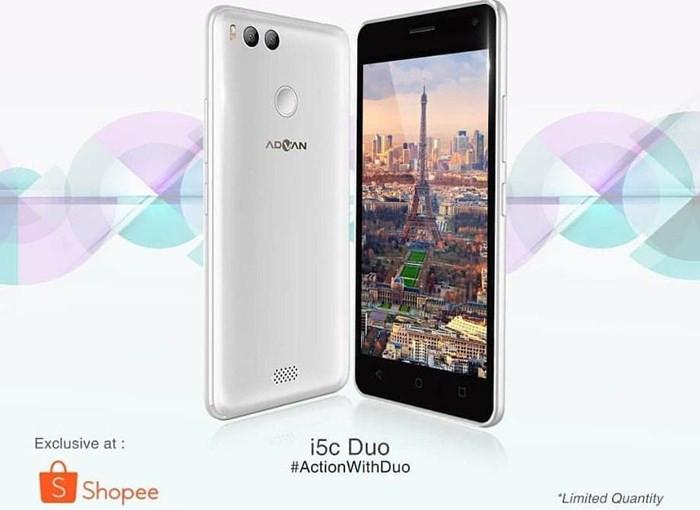 harga Hp android advan i5c duo 4g Tokopedia.com