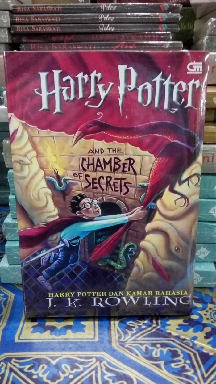 Jual Harry Potter Dan Kamar Rahasia Kota Yogyakarta SUKSES PUSTAKA