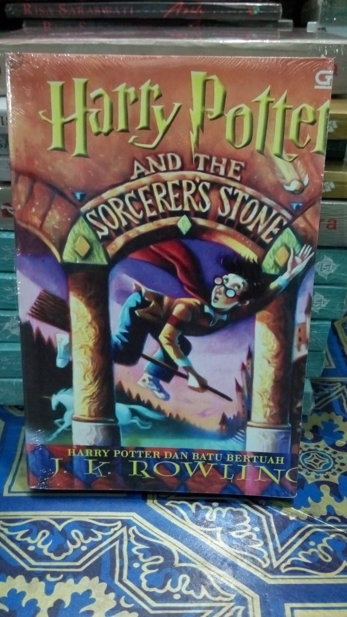 Jual Harry Potter Dan Batu Bertuah Jilid 1 Kota Yogyakarta SUKSES PUSTAKA