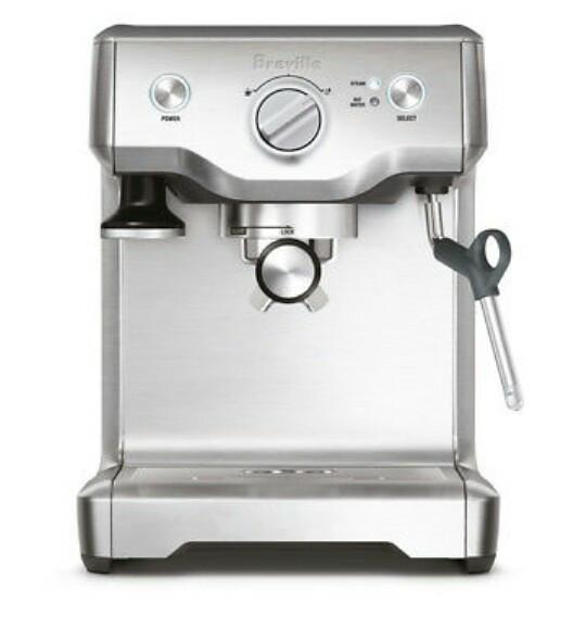 harga Breville bes810 duo temp pro coffee machine espresso maker silver Tokopedia.com