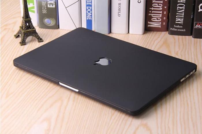 Foto Produk Macbook Case Matte BLACK A1706 A1707 A1708 PRO RETINA TOUCHBAR 13 15 dari MAC COVER