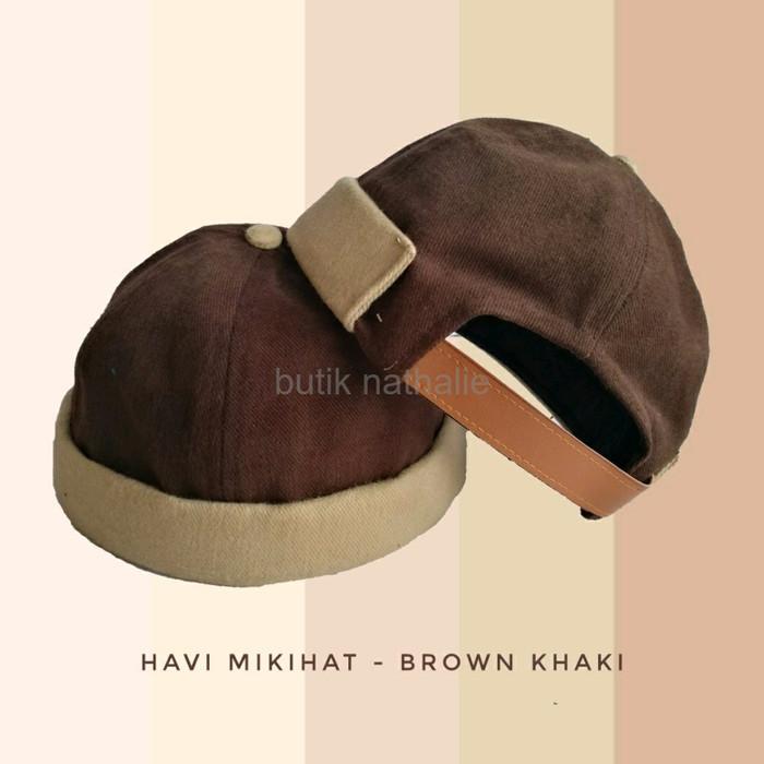 Jual EXCLUSIVE PECI KOPIAH Sholat Miki Hat Mikihat Topi Gaul Beani ... 9e69132309