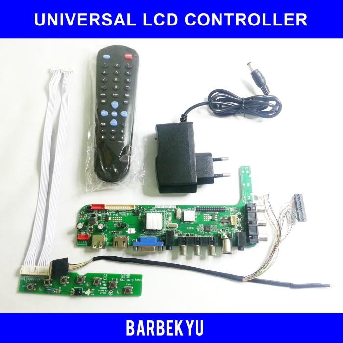 Jual Universal LCD LED TV Controller Board Kabel EDP 30 Pin HDVX9 - Jakarta  Utara - BarBekYu | Tokopedia