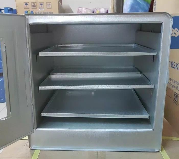 Foto Produk Khusus Gojek Oven Kue / Tangkring / Kompor / Bima 3 Susun Aluminium dari Koh Billy