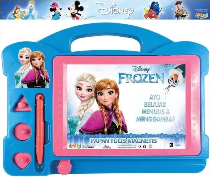 harga Papan tulis magnet magnetic learning case frozen princess dory mickey Tokopedia.com