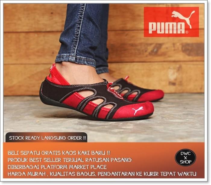 ... harga Sepatu casual wanita slop slip on santai sandal puma best seller  Tokopedia.com 4cdc25bbd6