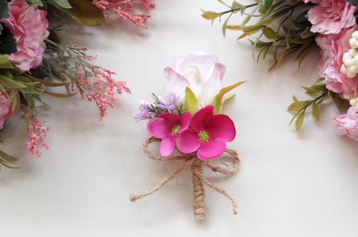 harga Felicia boutonniere corsage korsase wedding murah Tokopedia.com