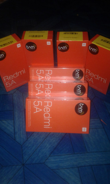 harga Xiomi redmi 5a ram 2gb/rom16gb garansi tam bkn xiaomi redmi note plus Tokopedia.com