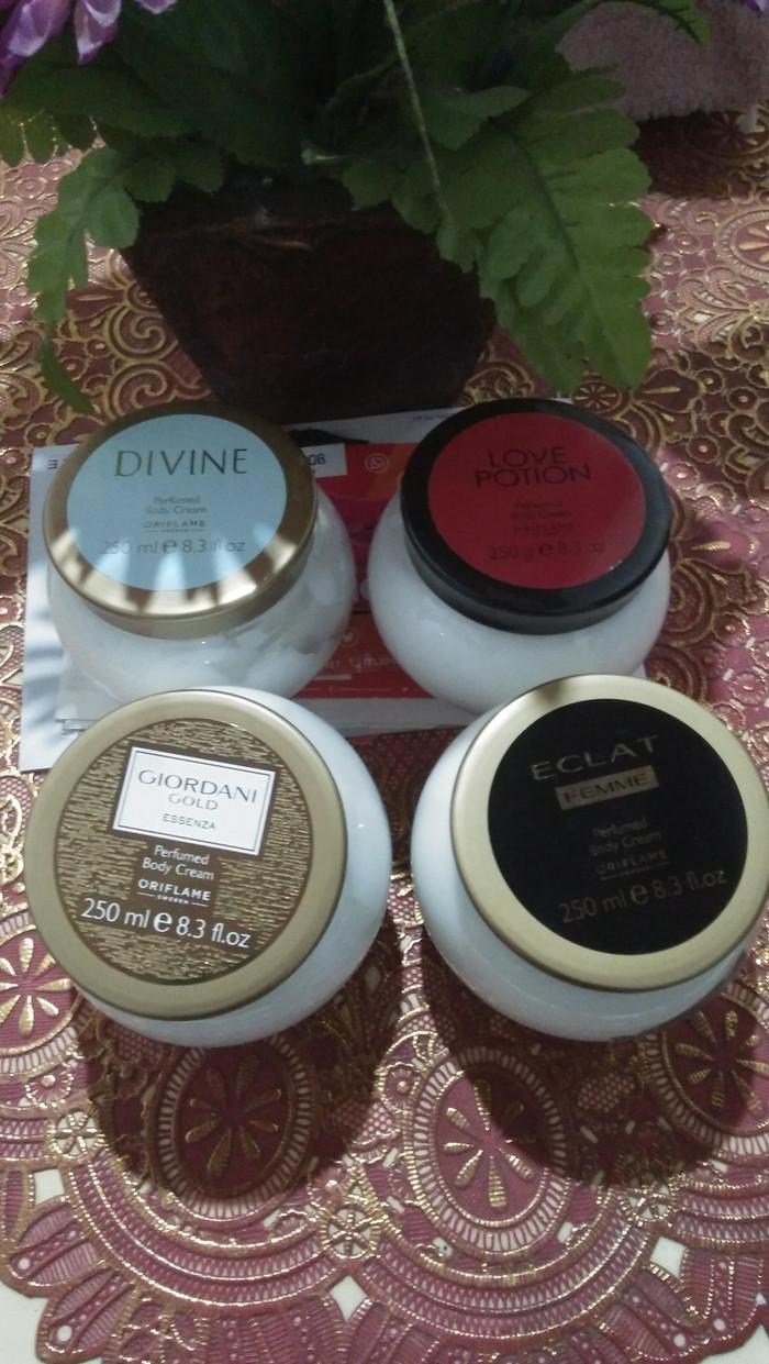 Jual Body Cream Parfum Oriflame Raniaolshop Tokopedia Giordani Gold Essenza