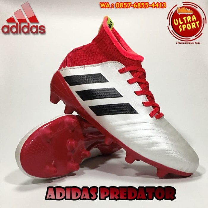 harga Sepatu bola dewasa adidas predator 18 plus fg Tokopedia.com