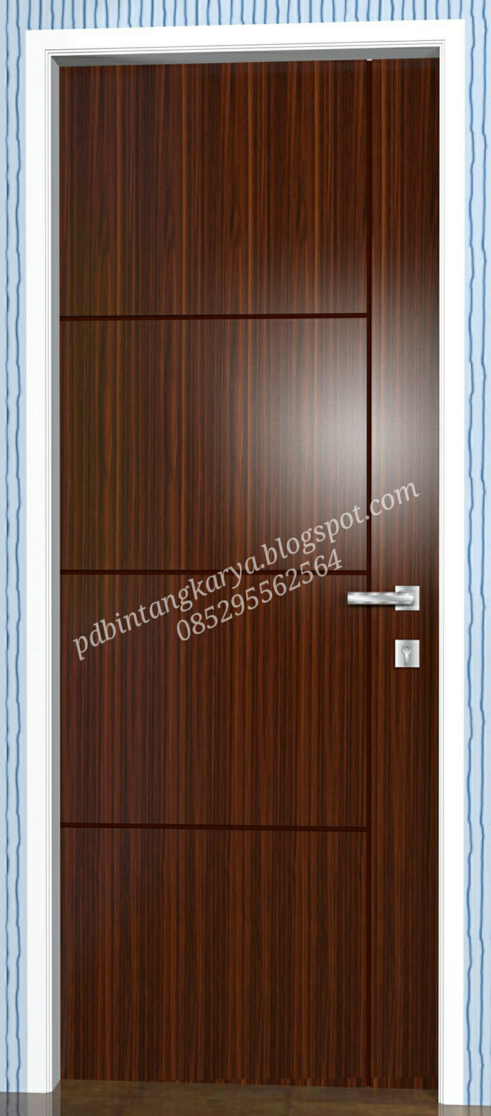 Jual Pintu HPL 80x210 (PH 2) = 2 Daun - Jakarta Timur - PD ...