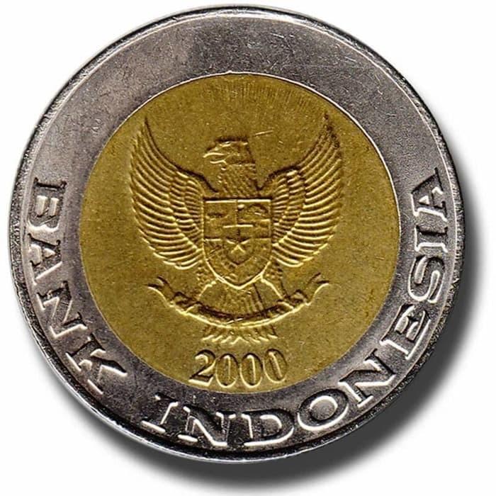 harga Uang Logam / Uang Koin / Uang Kuno Rp.1000 kelapa sawit Tokopedia.com