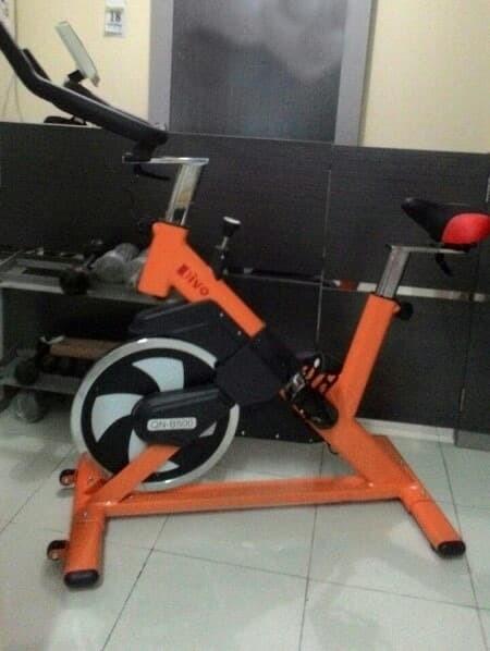 sepeda statis spinning bike divo sport Fitness