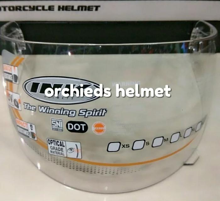 harga Kaca helm visor ink cl1 original Tokopedia.com
