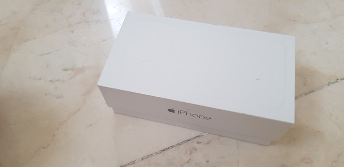 Iphone 6 Plus 64GB Space Gray Bekas Box Komplit