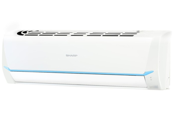 harga Ac sharp 1/2 pk ah a5say jet stream Tokopedia.com