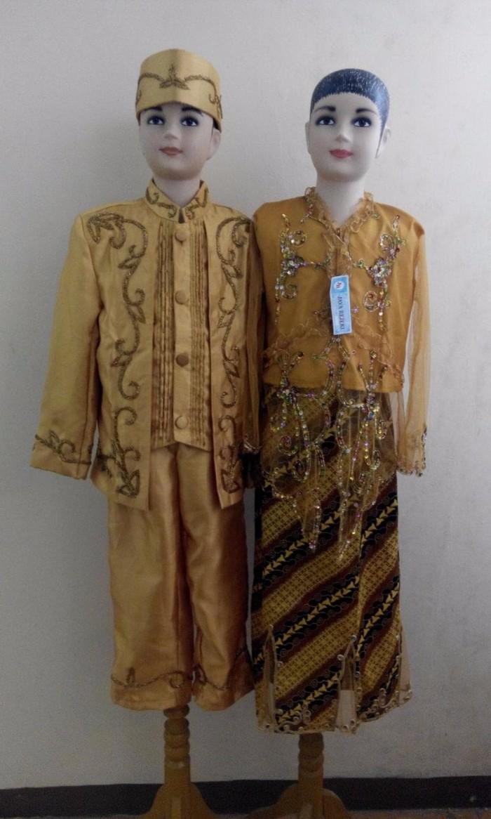 103 Gaya Baju Adat Sunda Anak Paling Keren