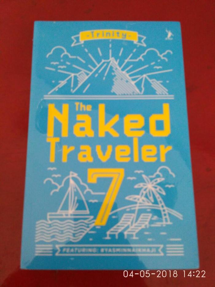harga Buku the naked traveler 7 - trinity Tokopedia.com