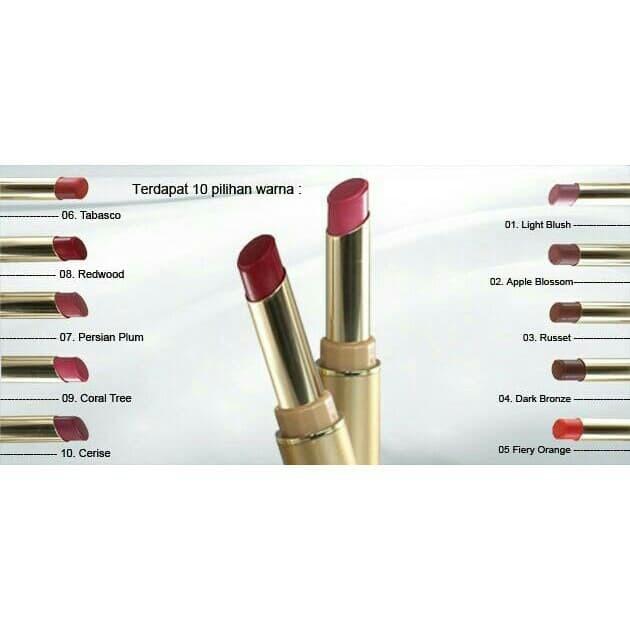 Stick Lip Matte Warna. Source · Original Inez Perfect Glow Matte Lipstick .