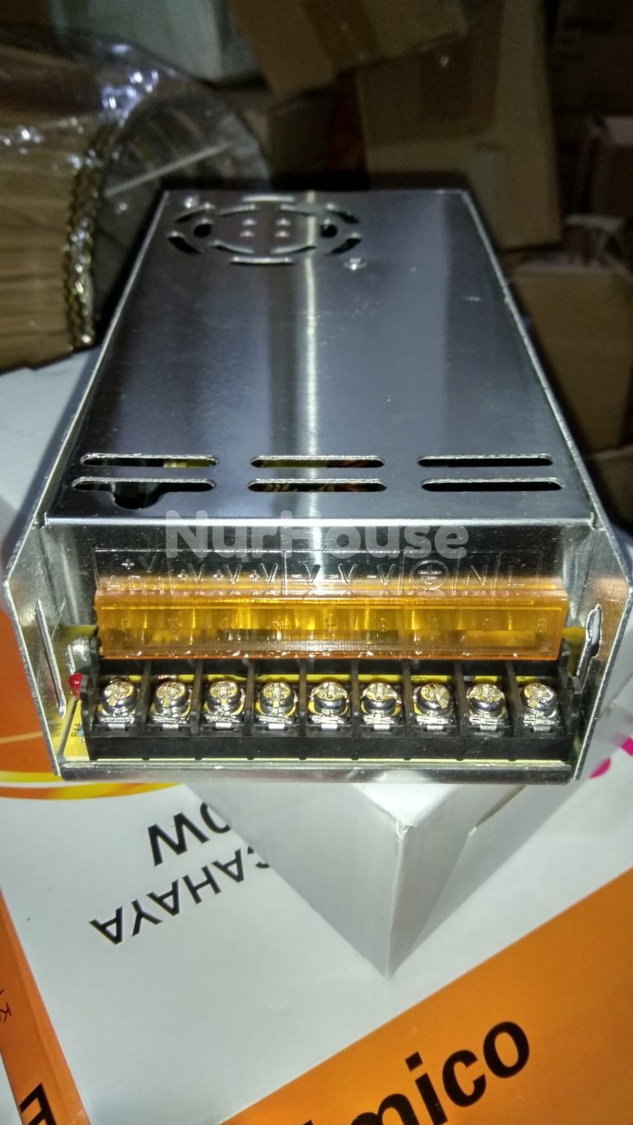 Foto Produk Travo adaptor 12 volt 30 ampere dari NurHouse wonosobo
