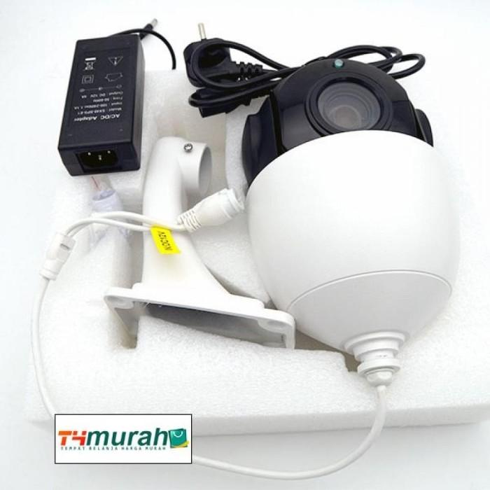 harga Ip camera small high speed dome 1,3 mega pixel 960p, ptz, onvif, ir Tokopedia.com
