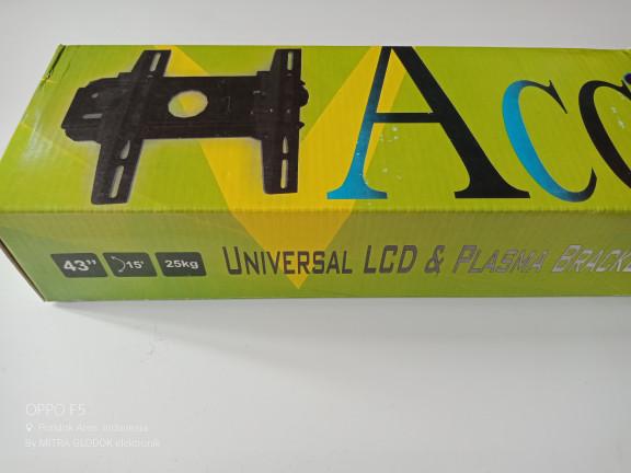 harga Bracket tv led lcd - breket tv - braket tv 32 - 43 inch acc 43 Tokopedia.com