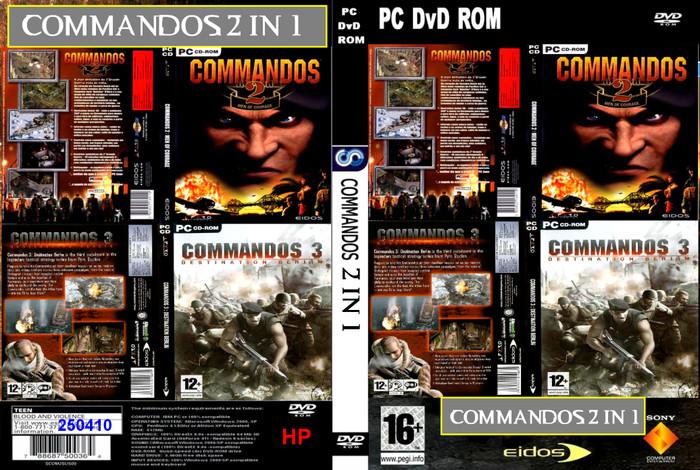 Foto Produk Commandos Collection for PC or Laptop dari WILDANS GAMES