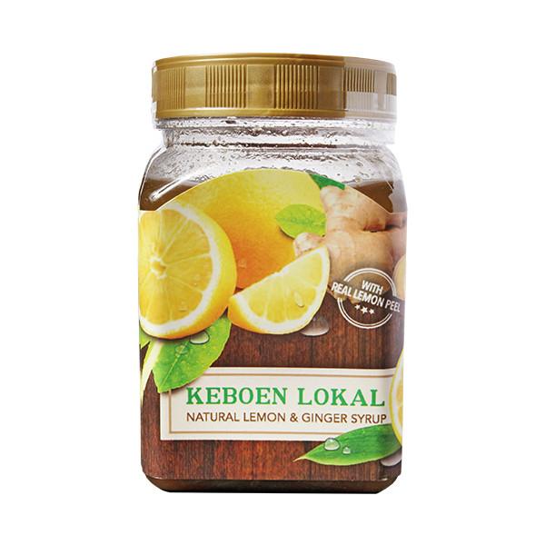 harga Keboen lokal lemon ginger Tokopedia.com