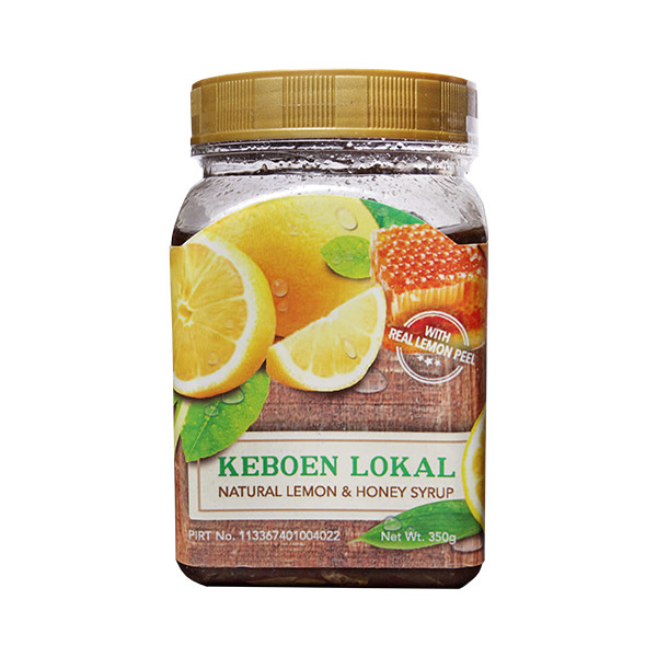 harga Kebun lokal lemon honey Tokopedia.com