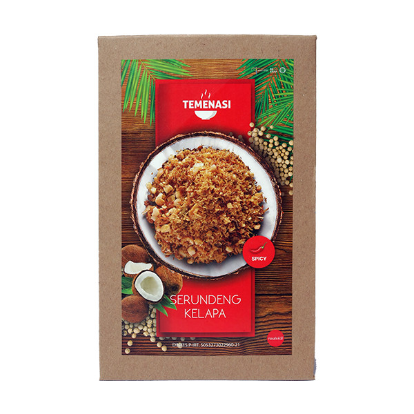 harga Temenasi kelapa serundeng original Tokopedia.com