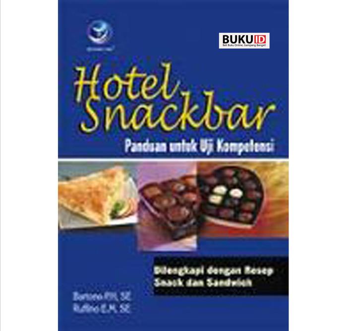 harga Buku hotel snackbar Tokopedia.com