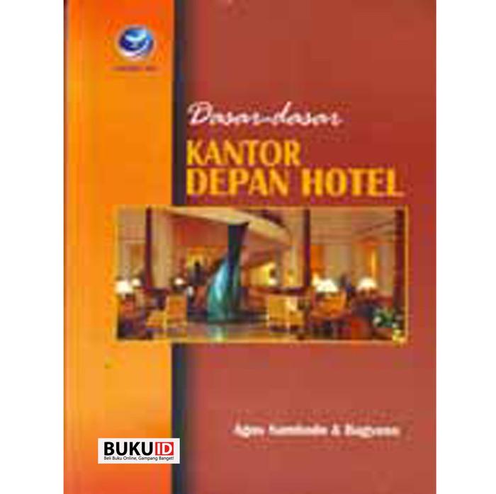 harga Buku dasar-dasar kantor depan hotel Tokopedia.com