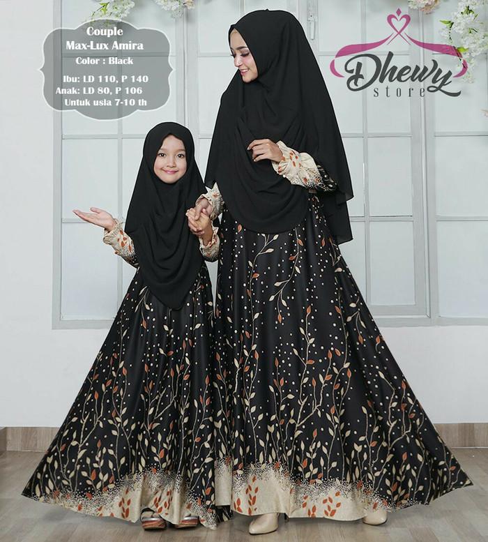 harga Couple gamis dan anak mom and kids. best seller baju muslim pasangan Tokopedia.com
