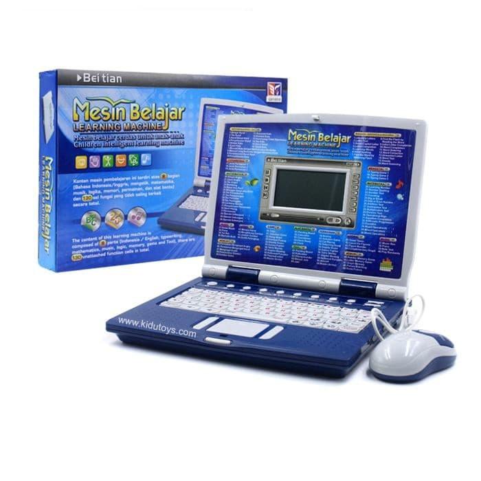 harga Mainan laptop mesin belajar learning machine -qx1051e Tokopedia.com