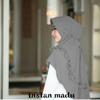 Jual Terbaru Jilbab Instan Syar I Instan Madu Tali Belakang Hijab Terkini Kab Kudus Sofingi Sofia Jilbab Tokopedia