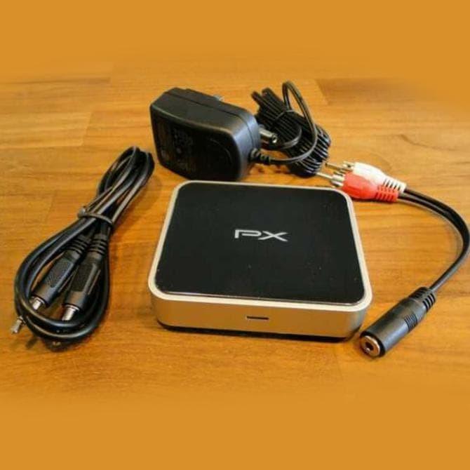 Jual Bluetooth Music Receiver Px - Btr-1600 Tekhnologi Aptx Codex Csr