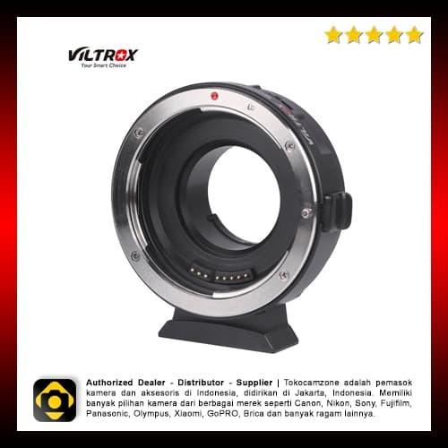 Jual Viltrox Adapter Mount EF-M1 Automatic Focus Canon - DKI Jakarta -  Tokocamzone   Tokopedia