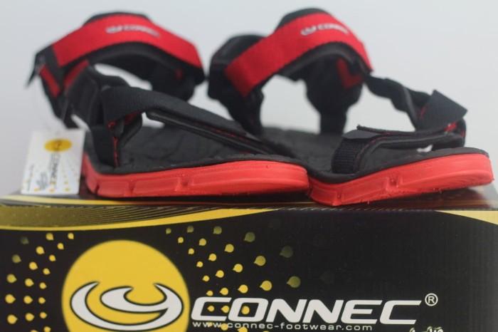 harga Connec sandal black Tokopedia.com