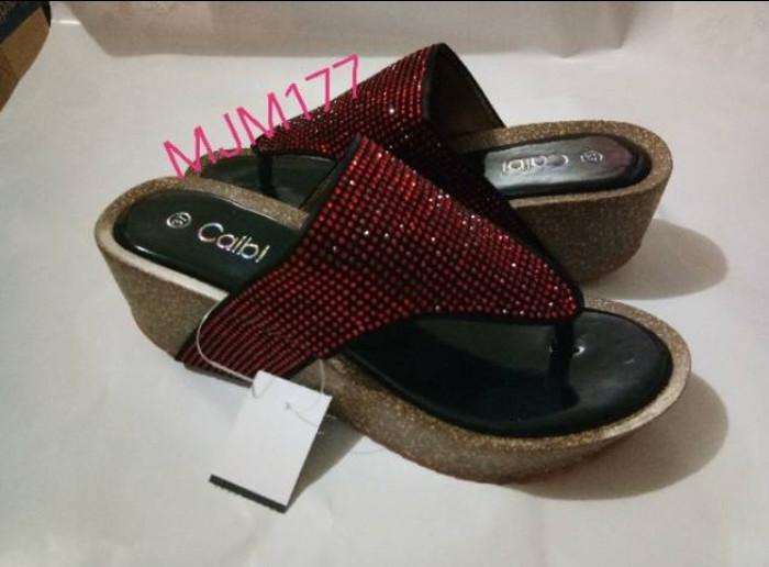 harga Sandal calbi 1291size(36-40) Tokopedia.com