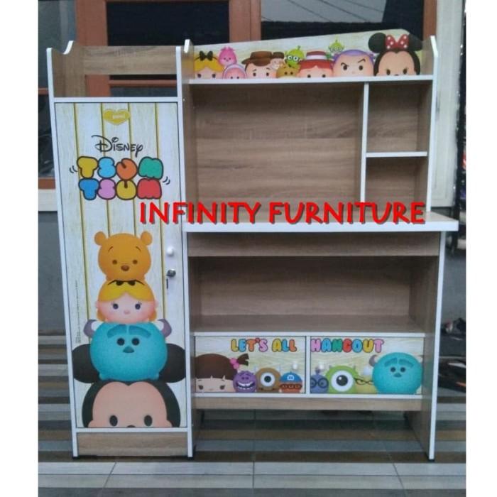 Jual Meja Belajar Karakter Tsum Tsum Sd 22231 Tsum Kota Tangerang Infinity Furniture Tokopedia