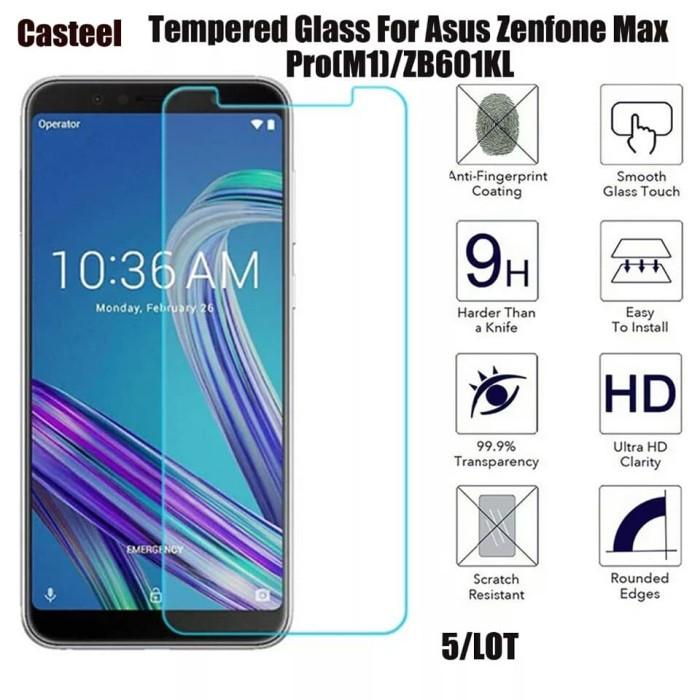 Jual Tempered Glass Asus Zenfone Max Pro M1 ZB601KL Anti Gores Kaca - Kota  Bekasi - GALLERY ASESORIES | Tokopedia