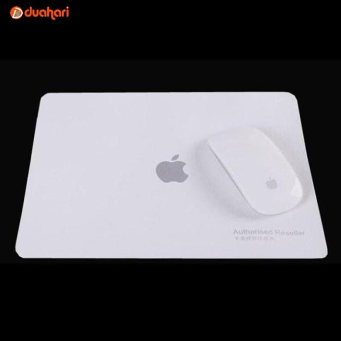 harga Mousepad macbook gaming bantal magic mouse apple alas mouse pad - putih Tokopedia.com