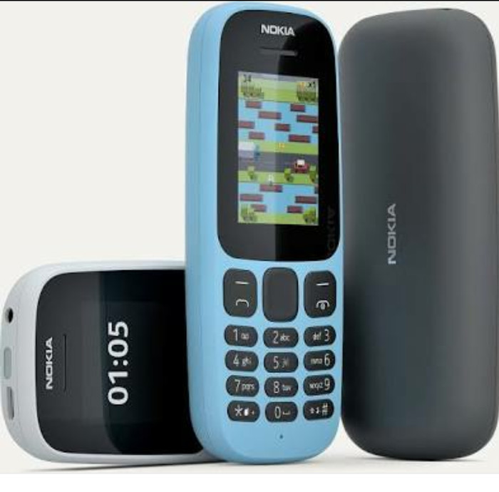 harga Nokia 105 dual sim 100% new original garansi resmi Tokopedia.com
