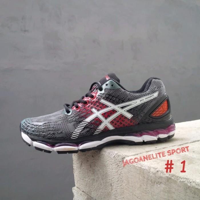 promo Sepatu Asics Gel Nimbus Gel Cumulus Gel Kayano Sepatu Voli Runn b60ef6baa4