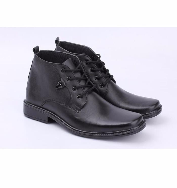 Jual murah sepatu boot formal pria pdh pria sepatu pantofel model ... 338b8ab7e5