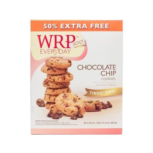 harga Wrp cookies chocolate (12x20g) 240g Tokopedia.com