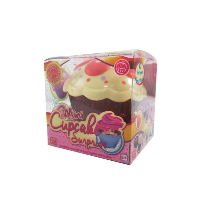 Emco Cupcake Surprise Cream Vanilla Boneka - Daftar Harga Terbaru ... 3ea3e5ae23