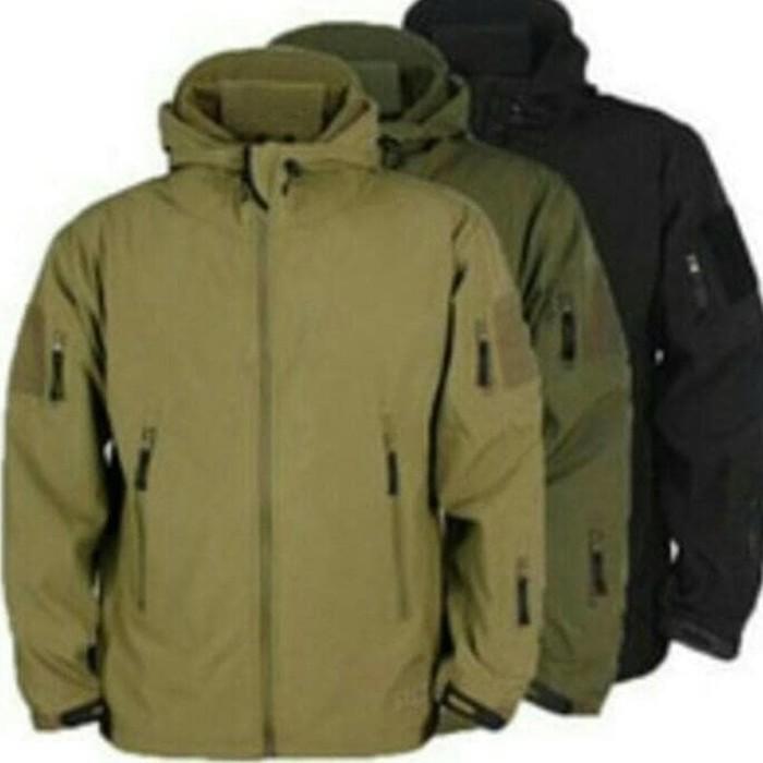 Jaket Pria Cowok TAD Fashion Army Import Size S - XL XXL Premium High 883bdb70b9