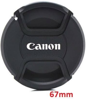 harga Tutup depan lensa front lens cap logo canon eos 67 mm Tokopedia.com