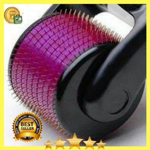 harga Derma penghilang bopeng scar bekas jerawat flek derma roller 05mm Tokopedia.com